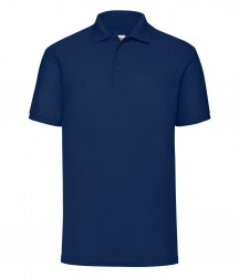Image 8 of Fruit of the Loom Poly/Cotton Piqué Polo Shirt