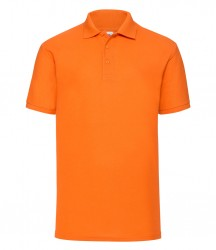 Image 9 of Fruit of the Loom Poly/Cotton Piqué Polo Shirt