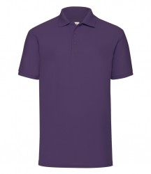 Image 10 of Fruit of the Loom Poly/Cotton Piqué Polo Shirt
