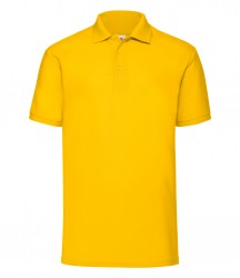 Image 6 of Fruit of the Loom Poly/Cotton Piqué Polo Shirt
