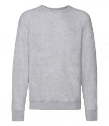 Image 7 of Fruit of the Loom Lightweight Raglan Sweatshirt