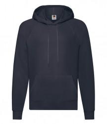 Image 3 of Fruit of the Loom Lightweight Hooded Sweatshirt