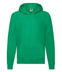 Image 12 of Fruit of the Loom Lightweight Hooded Sweatshirt