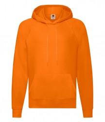 Image 5 of Fruit of the Loom Lightweight Hooded Sweatshirt