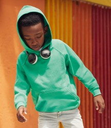 Fruit of the Loom Kids Lightweight Hooded Sweatshirt image