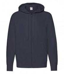 Image 10 of Fruit of the Loom Lightweight Zip Hooded Sweatshirt