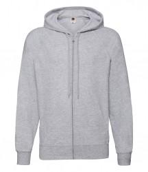Image 6 of Fruit of the Loom Lightweight Zip Hooded Sweatshirt