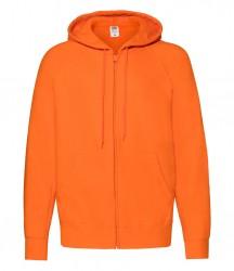 Image 12 of Fruit of the Loom Lightweight Zip Hooded Sweatshirt