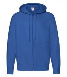 Image 13 of Fruit of the Loom Lightweight Zip Hooded Sweatshirt