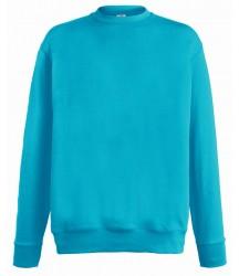 Image 2 of Fruit of the Loom Lightweight Drop Shoulder Sweatshirt
