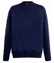 Image 6 of Fruit of the Loom Lightweight Drop Shoulder Sweatshirt