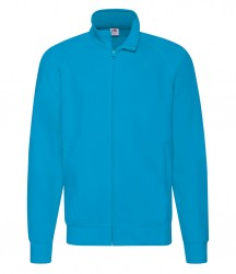 Image 2 of Fruit of the Loom Lightweight Sweat Jacket