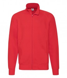 Image 11 of Fruit of the Loom Lightweight Sweat Jacket