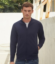 Fruit of the Loom Lightweight Baseball Sweat Jacket image