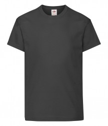 Image 18 of Fruit of the Loom Kids Original T-Shirt