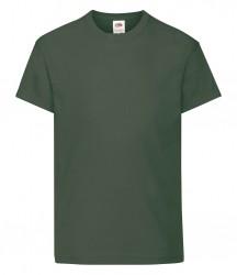 Image 17 of Fruit of the Loom Kids Original T-Shirt