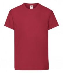 Image 16 of Fruit of the Loom Kids Original T-Shirt