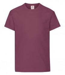 Image 14 of Fruit of the Loom Kids Original T-Shirt