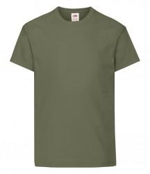 Image 15 of Fruit of the Loom Kids Original T-Shirt