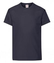 Image 13 of Fruit of the Loom Kids Original T-Shirt