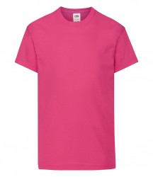 Image 12 of Fruit of the Loom Kids Original T-Shirt