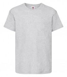 Image 11 of Fruit of the Loom Kids Original T-Shirt