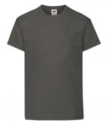 Image 10 of Fruit of the Loom Kids Original T-Shirt