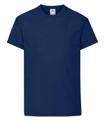 Image 8 of Fruit of the Loom Kids Original T-Shirt