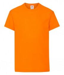 Image 7 of Fruit of the Loom Kids Original T-Shirt