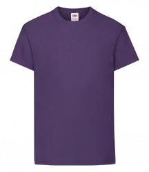 Image 6 of Fruit of the Loom Kids Original T-Shirt