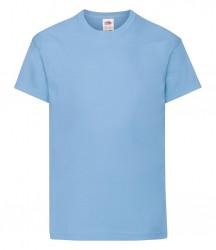 Image 2 of Fruit of the Loom Kids Original T-Shirt