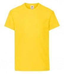 Image 22 of Fruit of the Loom Kids Original T-Shirt