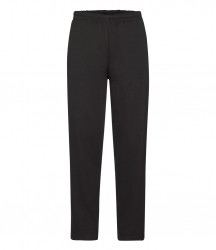 Image 2 of Fruit of the Loom Classic Open Hem Jog Pants