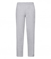 Image 5 of Fruit of the Loom Classic Open Hem Jog Pants