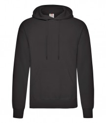 Image 22 of Fruit of the Loom Classic Hooded Sweatshirt