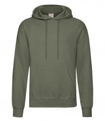 Image 26 of Fruit of the Loom Classic Hooded Sweatshirt