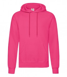 Image 4 of Fruit of the Loom Classic Hooded Sweatshirt