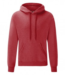 Image 8 of Fruit of the Loom Classic Hooded Sweatshirt