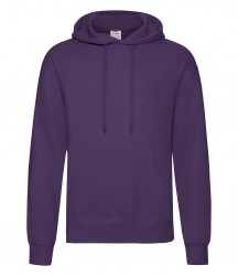 Image 15 of Fruit of the Loom Classic Hooded Sweatshirt