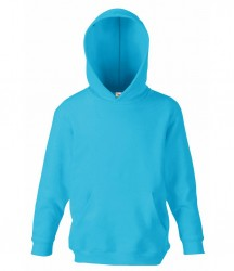 Fruit of the Loom Kids Classic Hooded Sweatshirt image
