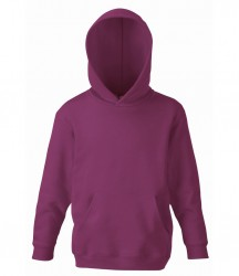 Image 5 of Fruit of the Loom Kids Classic Hooded Sweatshirt