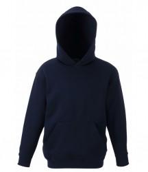 Image 6 of Fruit of the Loom Kids Classic Hooded Sweatshirt