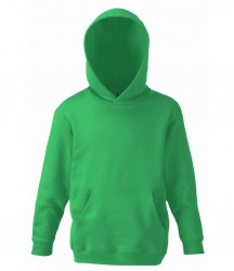 Image 13 of Fruit of the Loom Kids Classic Hooded Sweatshirt