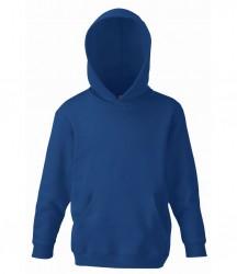 Image 15 of Fruit of the Loom Kids Classic Hooded Sweatshirt