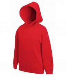 Image 17 of Fruit of the Loom Kids Classic Hooded Sweatshirt