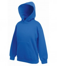 Image 18 of Fruit of the Loom Kids Classic Hooded Sweatshirt