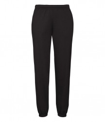Image 2 of Fruit of the Loom Classic Elasticated Hem Jog Pants