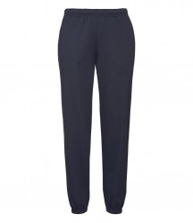 Image 4 of Fruit of the Loom Classic Elasticated Hem Jog Pants