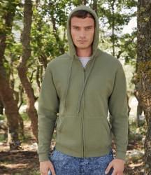 Fruit of the Loom Classic Zip Hooded Sweatshirt image