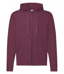 Image 4 of Fruit of the Loom Classic Zip Hooded Sweatshirt